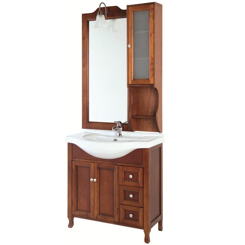 Mobiletto composizione bagno 129003 b giordanojolly - Mobili bagno arte povera ...