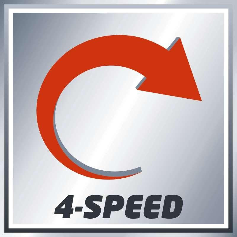 4 velocità