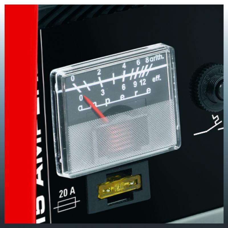 Amperometro integrato