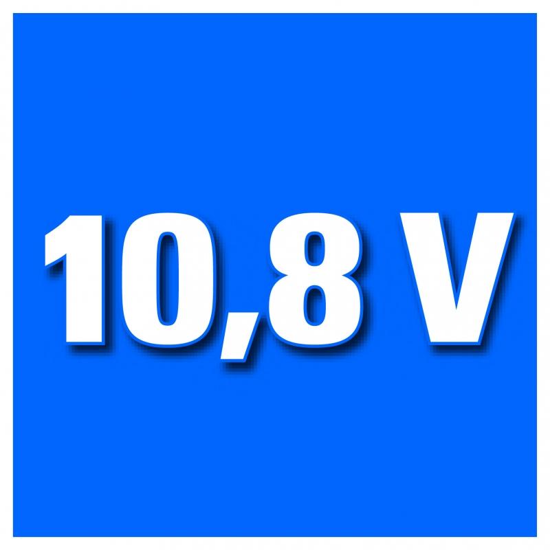 Batteria da 10,8V