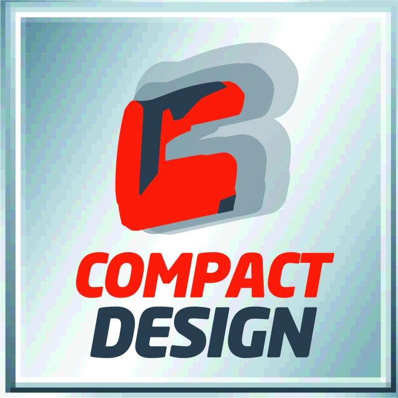 Design compatto ed ergonomico