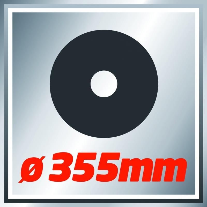 Disco ø 355mm