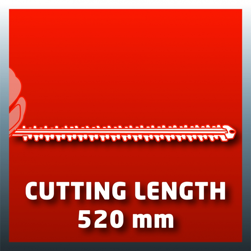 Lama da 520mm