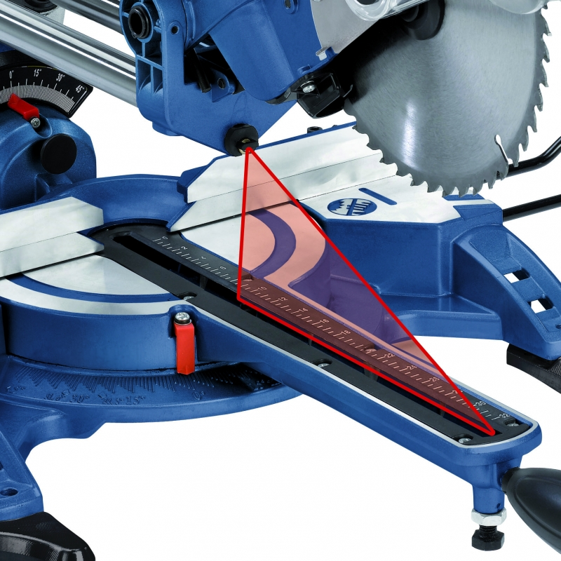 Laser integrato