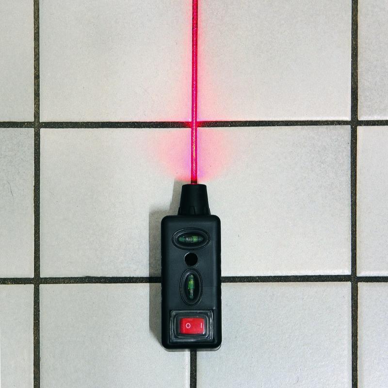Laser removibile