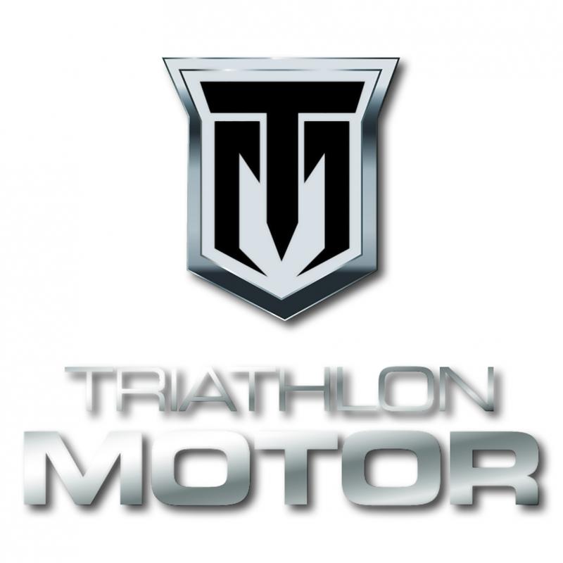 Motore triathlon