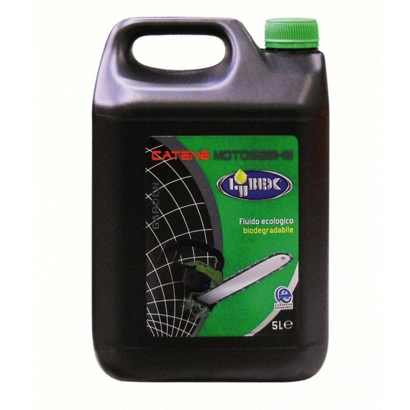 Confezione da 5 lt di lubrificante Omaggio