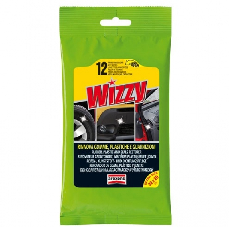Rinnova Gomme e plastiche Wizzy Arexons