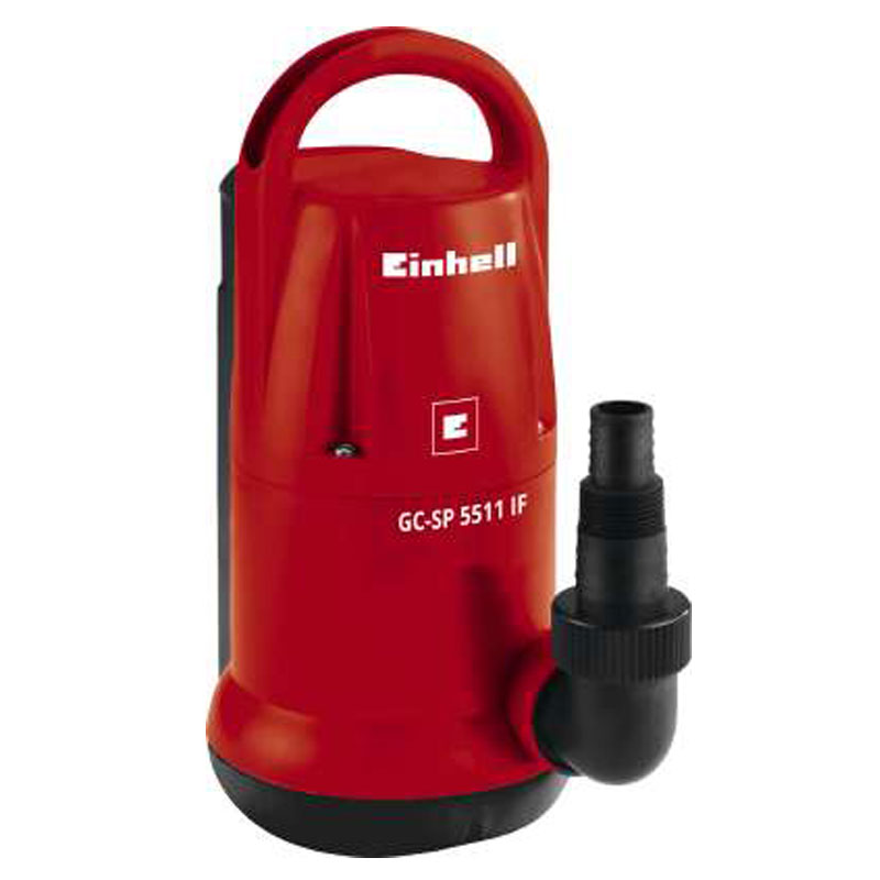 Pompa sommersa per acque scure GC-SP 5511IF Einhell
