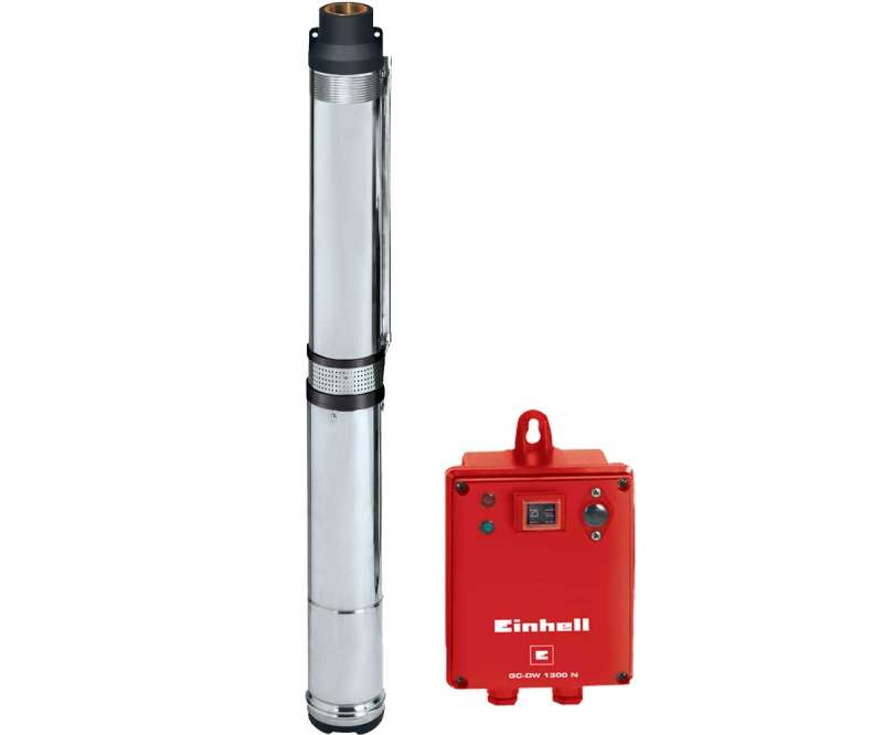 Schema Elettrico Per Pompa Ad Immersione : Pompa ad immersione di profondita per acque chiare gc dw