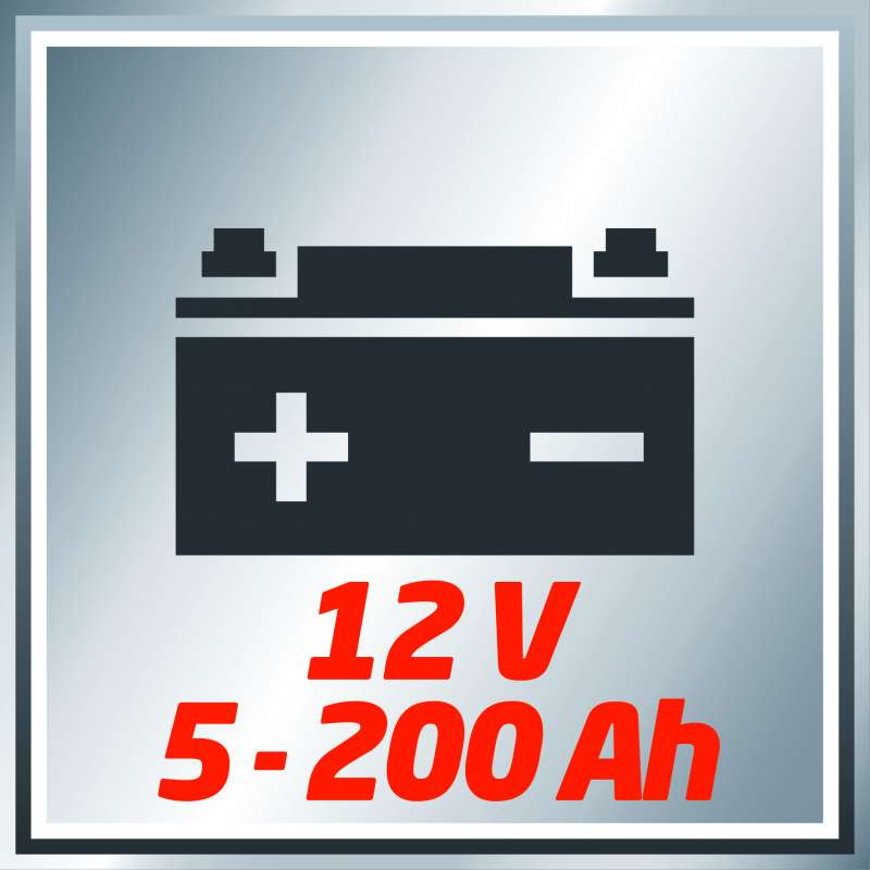 Potenza di carica a 12V