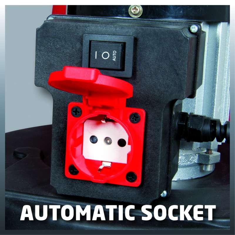 Presa automatica per elettroutensili