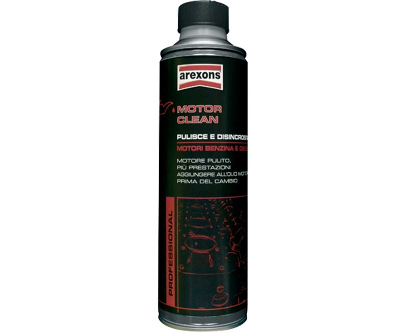 Additivo pulitore motore Motor clean Arexons