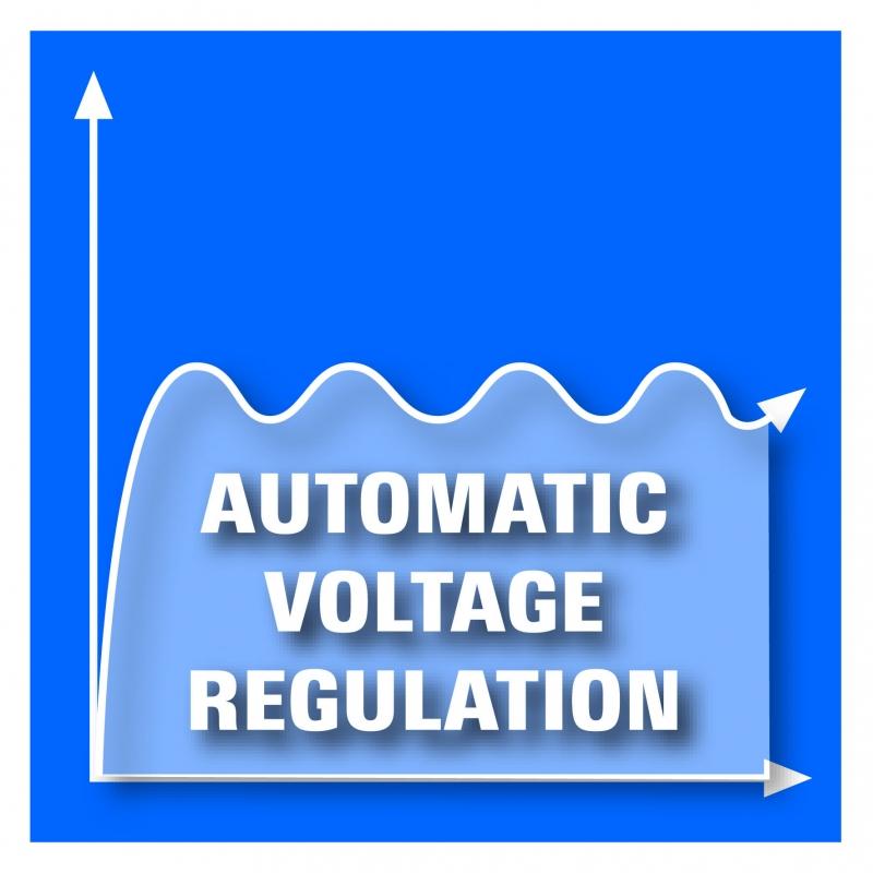 Regolazione automatica del voltaggio