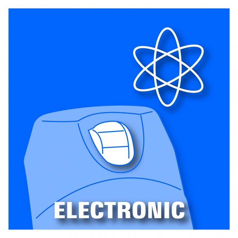 Regolazione elettronica dei giri