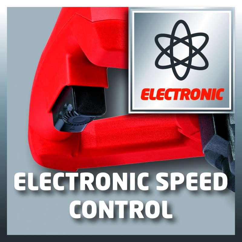 Regolazione elettronica della velocita'
