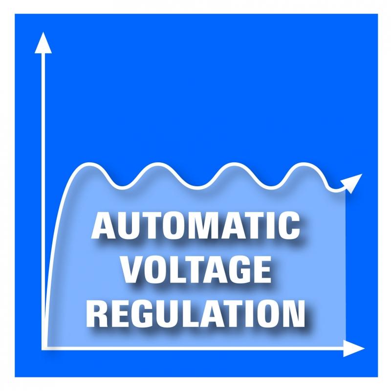 Regolazione del voltaggio automatica