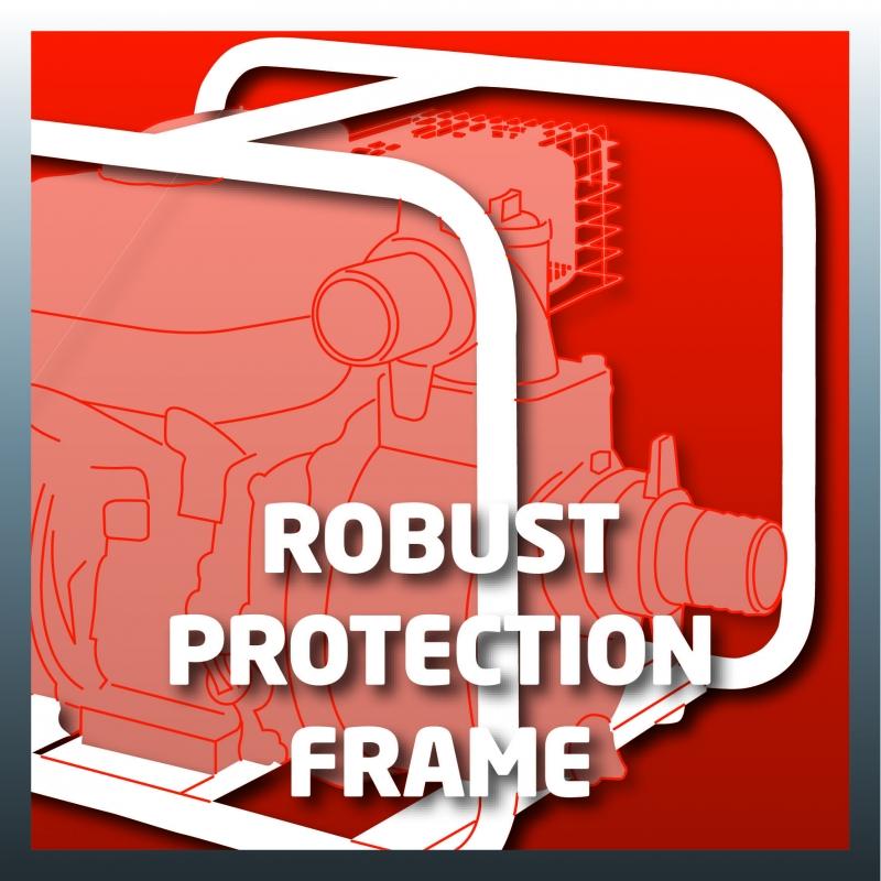 Robusta protezione esterna