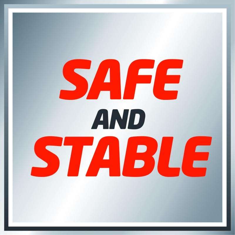 Sicura e stabile