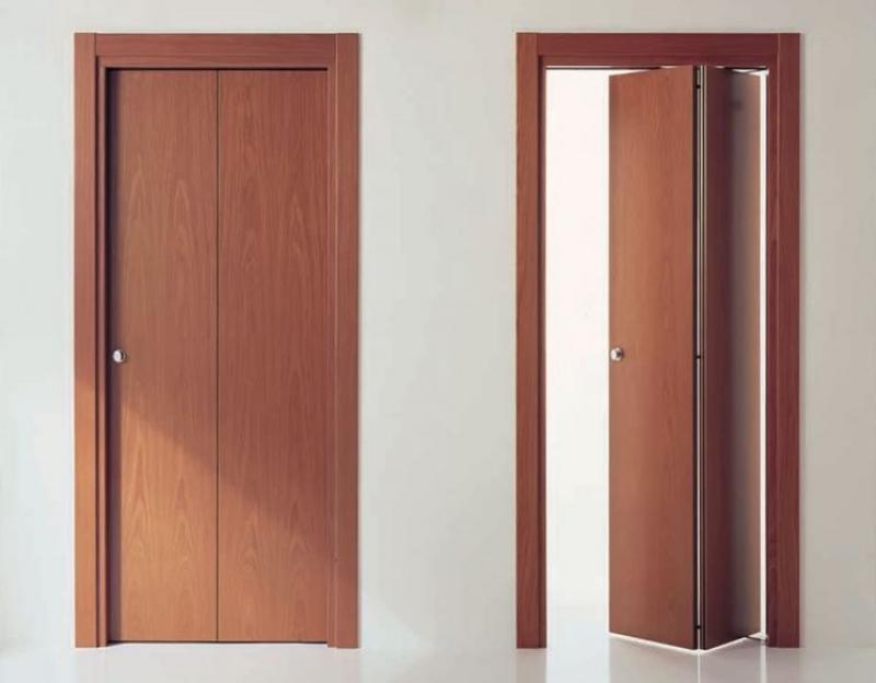 Kit sistema scorrevole da 1 metro per porte a libro o battente koblenz giordanojolly - Porte da interno economiche ...