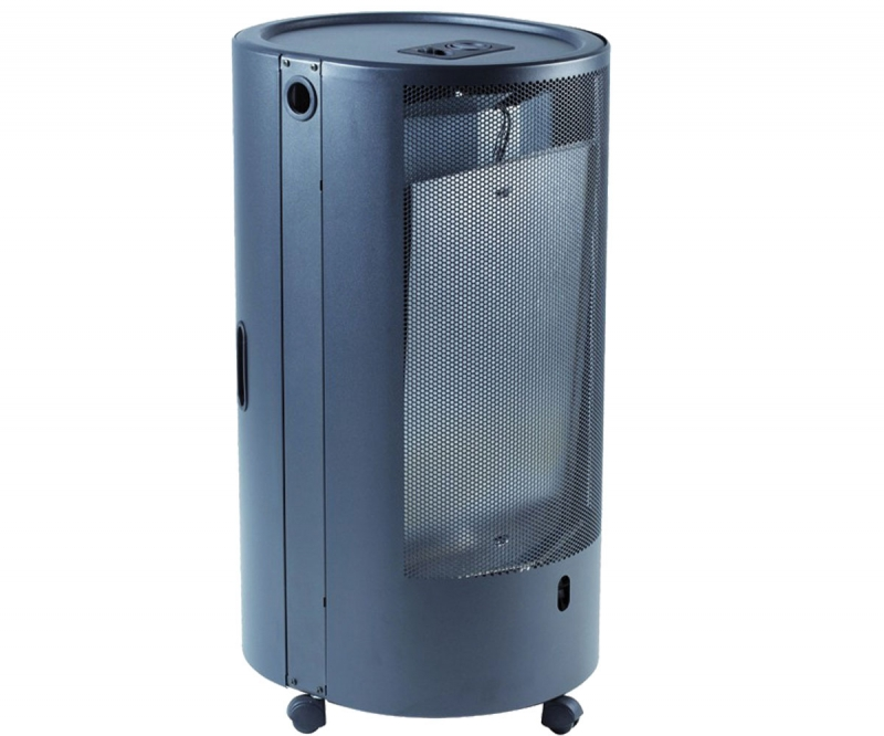 Stufa a gas a fiamma libera 4 2 kw blue belle chic tmc for Argo stufe