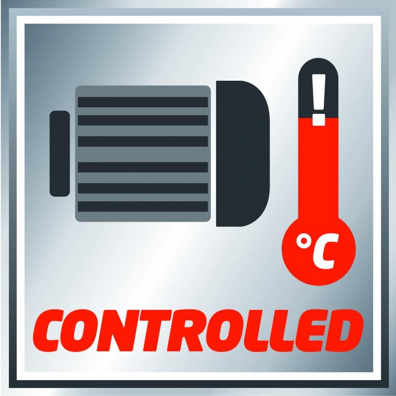 Protezione antisurriscaldamento