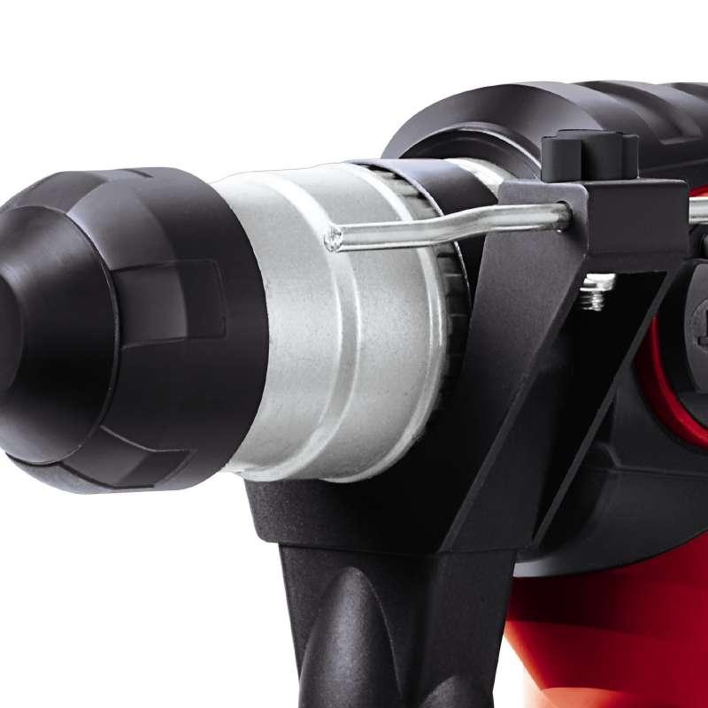 Testa protezione ingranaggi in alluminio