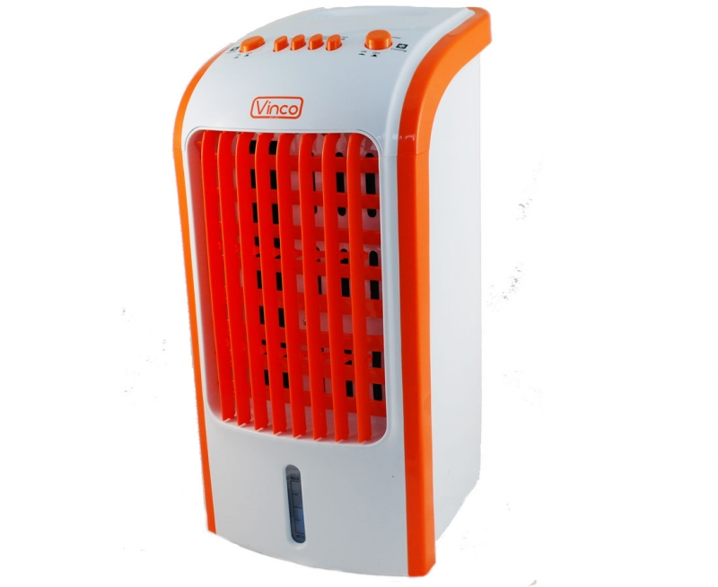 Ventilatore refrigerante air cooler vinco giordano jolly for Ventilatore refrigerante