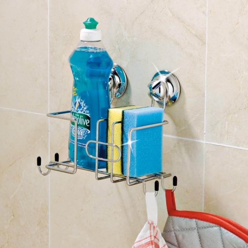 Supporto pulizia bagno a ventosa giordano jolly for Pulizia bagno