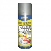 Fondo antiruggine spray 400 ml grigio Kippen