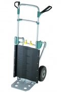 Carrello carriola portatutto Wolfcraft TS1000