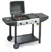 Barbecue a gas Ompagrill ecoghisa  gas40804black