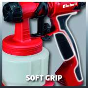 Impugnatura Soft grip