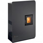 Stufa a pellet Air Wave plus 8 Kw Termovana classe A++