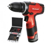 Trapano a batteria TH-CD 12-2 Li Kit Einhell