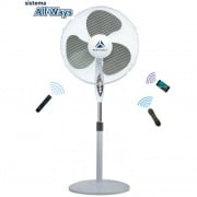 Ventilatore a piantana con accensione universale All Ways 40 cm Pyramidea