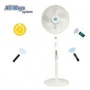 Ventilatore a piantana con accensione universale Pyramidea All Ways 40 cm 50 watt AWFANNY45LUX