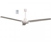 Ventilatore a soffitto 3 pale 55 Watt Vinco