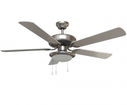 Ventilatore a soffitto 5 pale 65 Watt Vinco