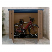 Portattrezzi in resina Keter bike more 191x150 1460-6