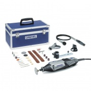Dremel 4000 Minitrapano 4000-4/55 Maker Kit con 57 accessori