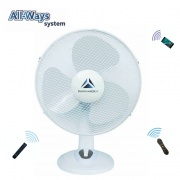 Ventilatore da tavolo con accensione universale All-Ways Pyramidea AWTAB40 40 cm 45 watt