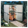 Armadio portattrezzi in resina Keter Vertical Shed xl