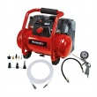 Compressore a batteria Einhell TE-AC 36/6/8 Li OF set Solo